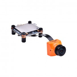 RunCam Split 2S Orange avec...